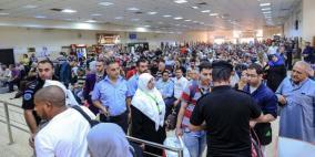 الاحتلال منع 50 مواطنا من السفر الأسبوع الماضي