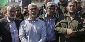 حماس ترد على تهديدات الاحتلال باغتيال قياداتها
