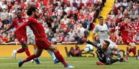 ليفربول يفتتح مشواره في الدوري بسحق ويست هام