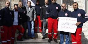 أزمة متصاعدة بين نقابة الإسعاف والطوارئ وإدارة الهلال الأحمر