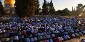 المفتي: صلاة عيد الأضحى الساعة 6:40 صباحا