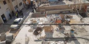 قوات الاحتلال تهدم مبان في القدس وقلقيلية