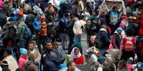 فرار جماعي في فنزويلا