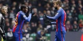برشلونة يعلن رحيل لاعب جديد