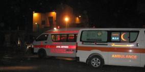 مصرع مواطن بحادث سير ذاتي في غزة
