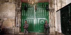 ادعيس: تكرار إغلاق المسجد الأقصى تمهيد لتقسيمه