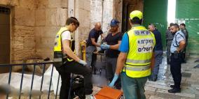 فيديو- استشهاد شاب برصاص الاحتلال في القدس