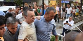 القضاء التركي يرفض التماسا للإفراج عن القس الأميركي