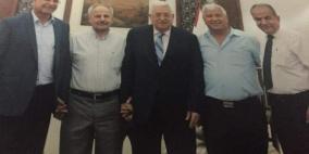 هل يسعى الرئيس عباس لتشكيل قوة عربية يهودية في الداخل؟