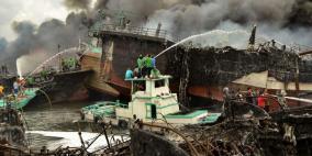 زلزال جديد يضرب جزيرة لومبوك الإندونيسية