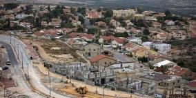 الاحتلال يصادق على إقامة 106 وحدات استيطانية جنوب بيت لحم
