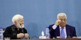 الرئيس يعزي بوفاة ناشط سلام اسرائيلي