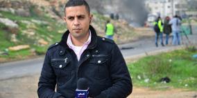 محكمة الاحتلال تمدد اعتقال الصحفي علي دار علي