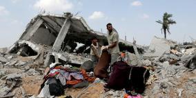 2000 منزل مُدمر في غزة دون إعمار