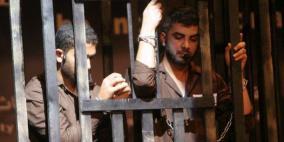 450 معتقلا إداريا يواصلون مقاطعتهم لمحاكم الاحتلال منذ شباط