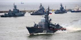 الأسطول الروسي ينتشر في المتوسط استعدادا لآخر معركة كبرى في سوريا
