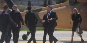 في زيارة هي الأولى.. الرئيس البوسني يصل رام الله