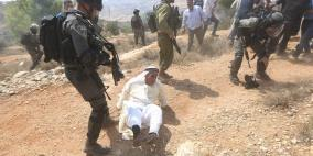 الاحتلال يجمد الأعمال الاستيطانية في جبل الريسان