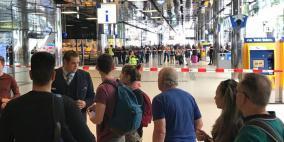 إصابات في هجوم بسكين داخل محطة قطارات أمستردام