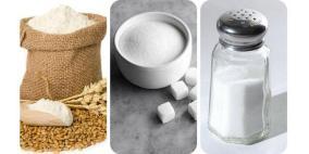 الملح حاجة يطلبها الجسم والسكر إدمان