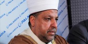 ادعيس: انتهاكات الاحتلال على الابراهيمي تعدٍّ خطير على حرمته