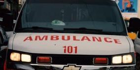 وفاة مواطن بحادث سير جنوب نابلس
