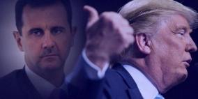 ترامب أمر باغتيال بشار الأسد