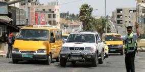 منذ بدء الحملة الشرطة تحرر 6 آلاف مخالفة الفين منهم لعدم الالتزام بحزام الأمان