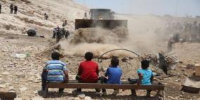 عساف: قضية الخان الأحمر استراتيجية وخطوات مفاجئة للاحتلال