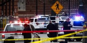 مقتل 4 أشخاص في إطلاق نار داخل مصرف أميركي