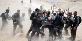 تحضيرات فلسطينية للتوجه الى الجنائية الدولية بشأن الخان الاحمر