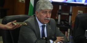 مجدلاني: تفعيل دور الجاليات الفلسطينية والعربية ركيزة أساسية