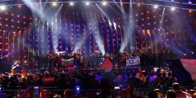اكثر من 100 فنان عالمي يقاطعون مهرجان الاغنية الاوروبية
