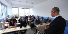 صور- التدريب على المناهج الفلسطينية في تركيا