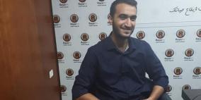 الروائي والموسيقي محمد عريقات .. حلمي أن يستمر الحلم