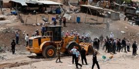 دول أوروبية تطالب اسرائيل بعدم هدم الخان الاحمر