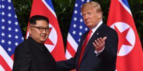 زعيم كوريا الشمالية يطلب اجتماع ثان مع ترامب