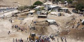موغيريني تدعو إسرائيل للتراجع عن هدم الخان الأحمر