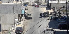 إصابات واعتقالات في مواجهات بيت امر