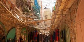 الخليل:مبادرة لاحياء سوق الدباغة في البلدة القديمة