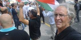 فرانك رومانو..متضامن فرنسي يعيش حياة الفلسطينيين