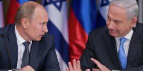 روسيا تستدعي السفير الإسرائيلي على خلفية إسقاط طائرتها في سوريا