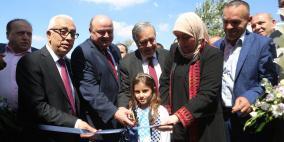 البنك الوطني يفتتح فرعًا له في بلدة سنجل شمال رام الله