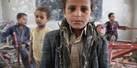 المجاعة تهدد مليون طفل إضافي في اليمن