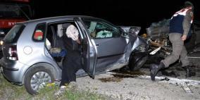 إصابات خطيرة خلال شجار وحادث سير