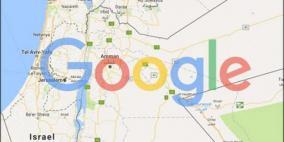جوجل تنحاز للمستوطنين على حساب الفلسطينيين