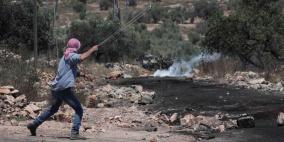 إصابات جراء قمع الاحتلال مسير كفر قدوم