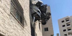 محدث: وفاة مواطنين بحادث سير غريب ومروع في نابلس