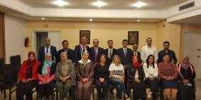 انتخاب فلسطين رئيسا للاتحاد العربي للقضاة