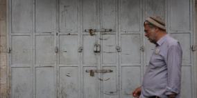 الفلسطينيون في لبنان ينضمون إلى الإضراب العام